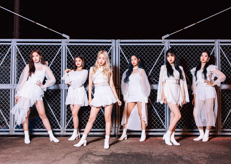 """韓国最注目の新人ガールズグループ・FAVORITE、JAPAN 1st Single """"Catch Me""""MV解禁サムネイル画像"""