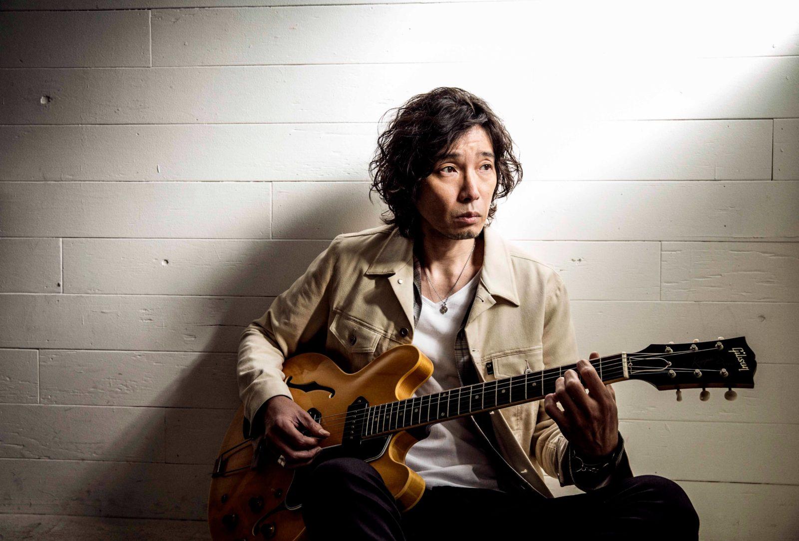 斉藤和義、魅力満載のライブ作品「Time in the Garage」の東京公演をリリース決定サムネイル画像