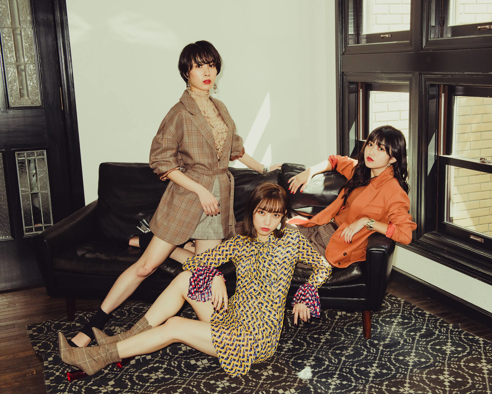 kolme、アルバム解説&初のスタジオ生歌唱をLINE LIVEにて生配信決定サムネイル画像