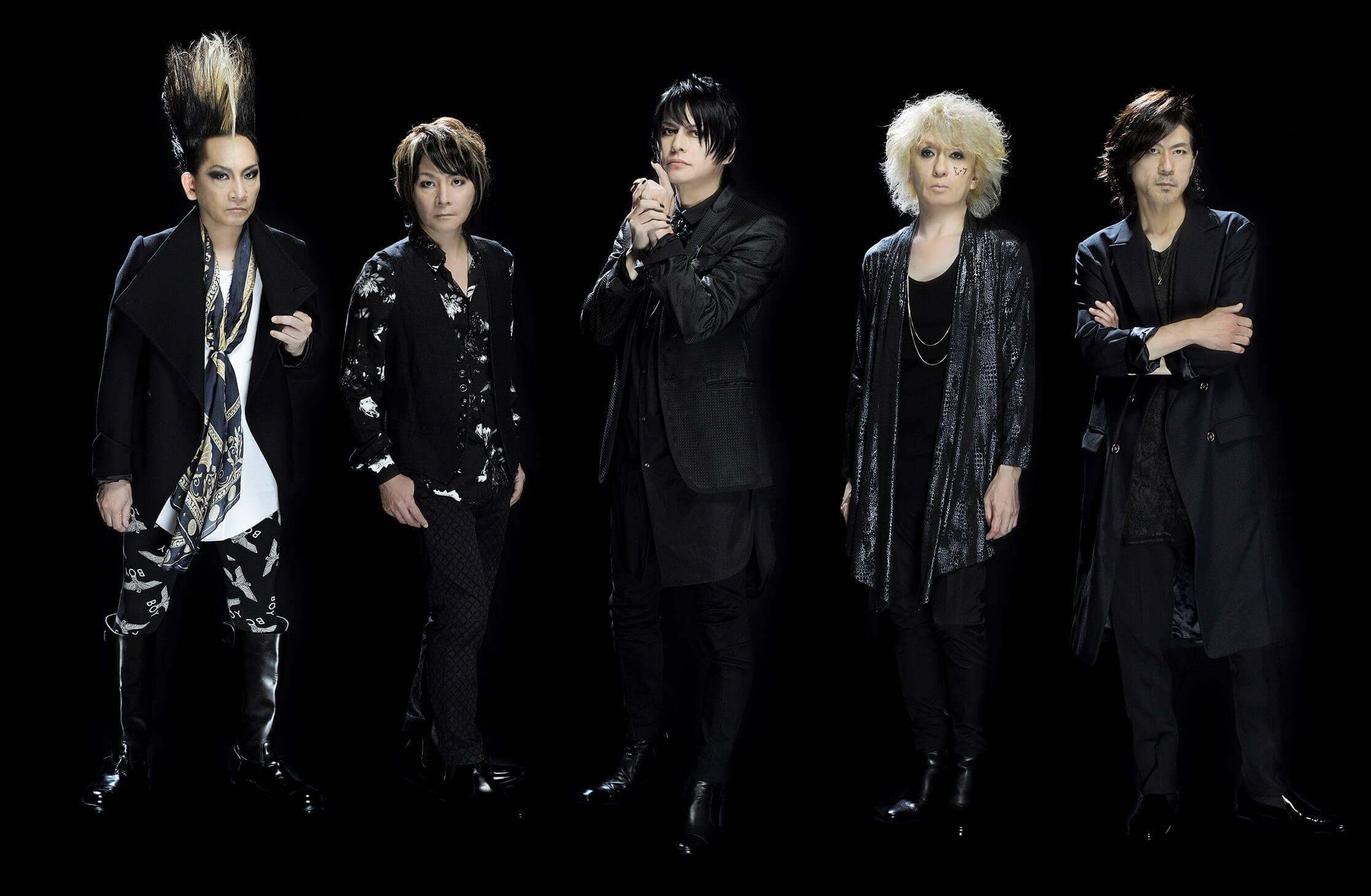 BUCK-TICK、ニューシングル『堕天使』 来年1月29日にリリース決定