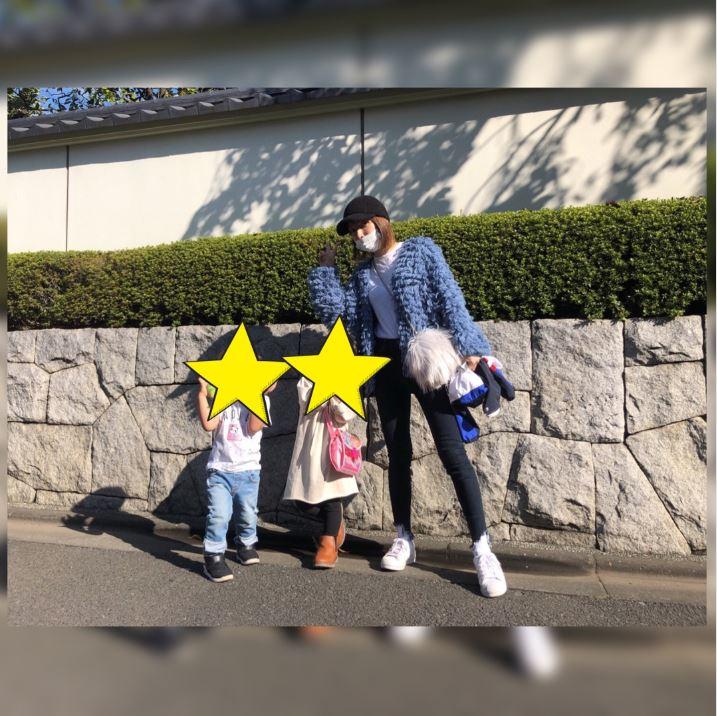 後藤真希、親子3ショット公開&浅草へお出かけを報告「子供達の反応が…」