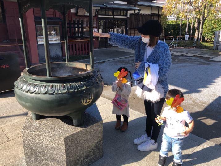 後藤真希、親子3ショット公開&浅草へお出かけを報告「子供達の反応が…」サムネイル画像