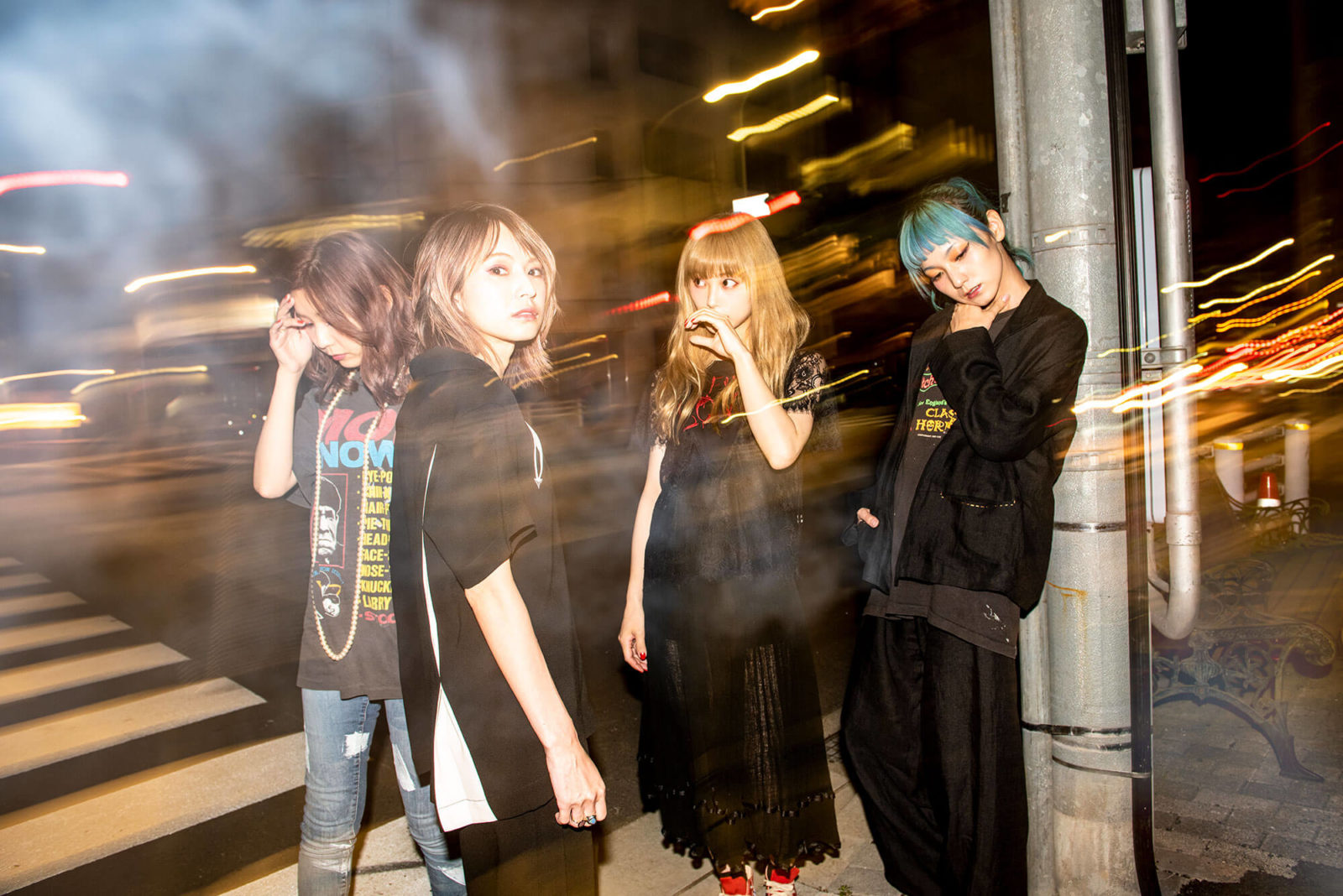 "SCANDAL、2020年2月、プライベートレーベル""her""より第1弾アルバムリリース決定サムネイル画像"