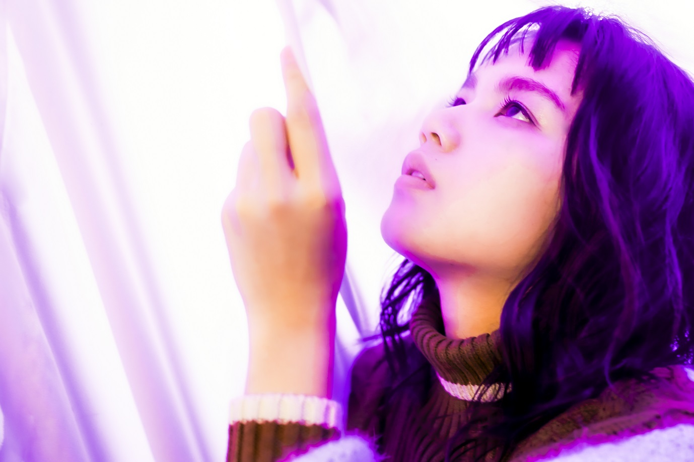 Anly、5ヶ月連続デジタルシングル第2弾「愛情不足 feat. Rude-α」フルMV公開サムネイル画像