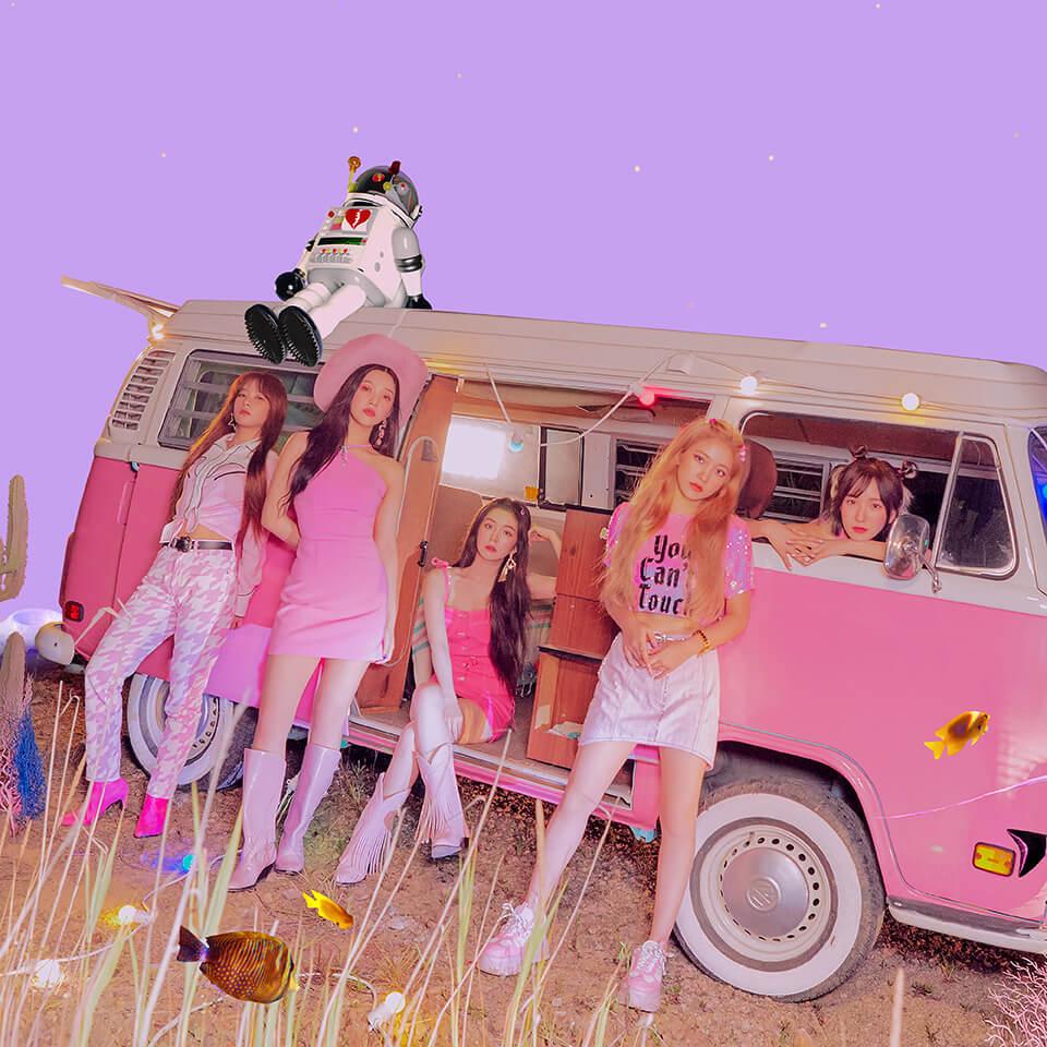 Spotify再生回数がついに1億回を突破!Red Velvet「Bad Boy」の魅力サムネイル画像