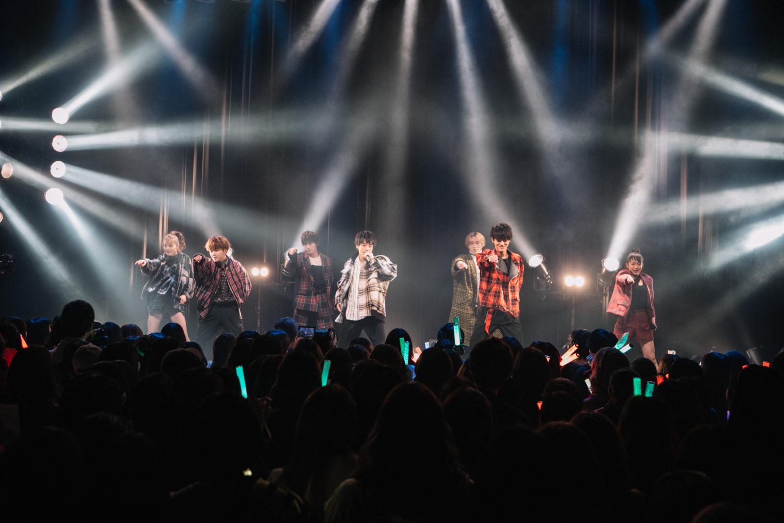 新ダンス&ボーカルグループGENICが初ライブ!来年1月からの全国ライブサーキットも発表サムネイル画像