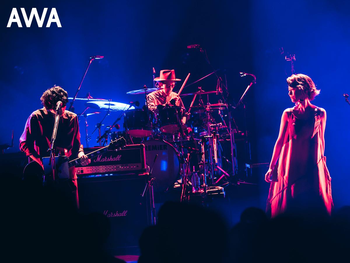 moumoon、「愛は続くよどこまでも (Live ver.)」をAWAにて独占先行配信サムネイル画像