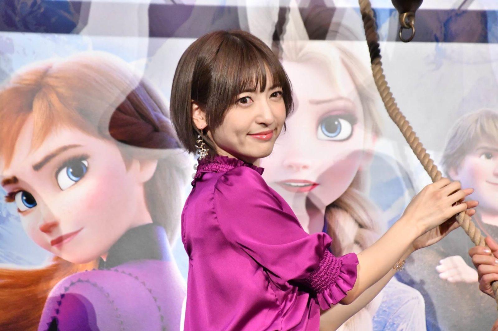 松たか子、「アナ雪2」日本版声優への本音を明かす…「『できない』と言えない自分もいます」画像121136