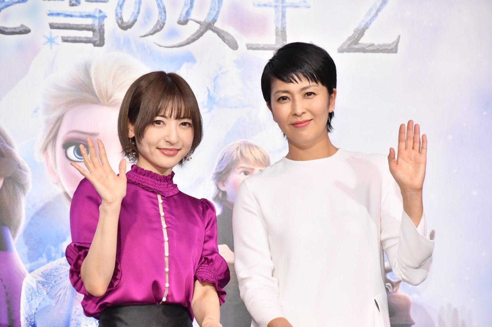 松たか子、「アナ雪2」日本版声優への本音を明かす…「『できない』と言えない自分もいます」サムネイル画像