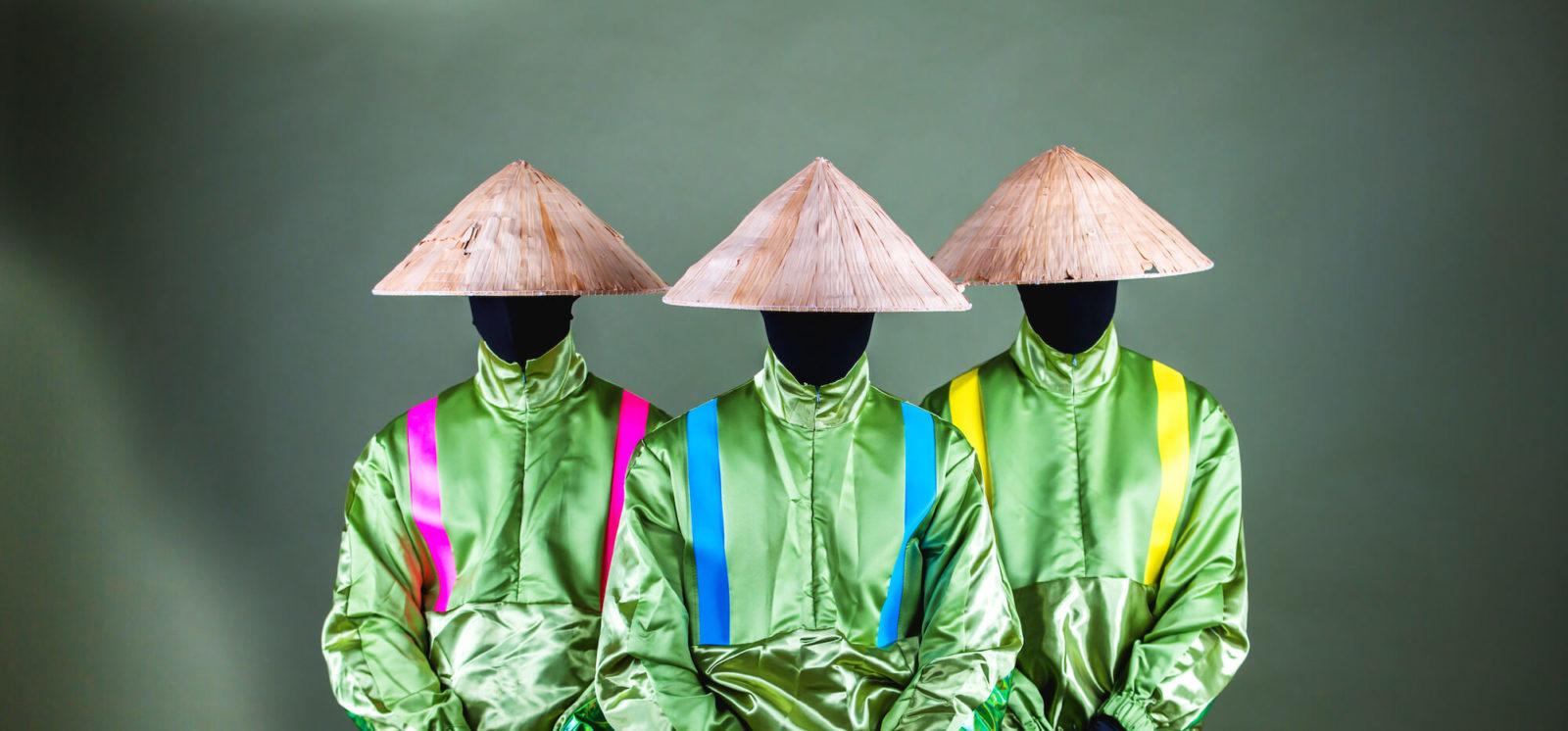 謎のダンスクルー・The Strawhatzが2ndシングル「Power UP!」をリリースサムネイル画像