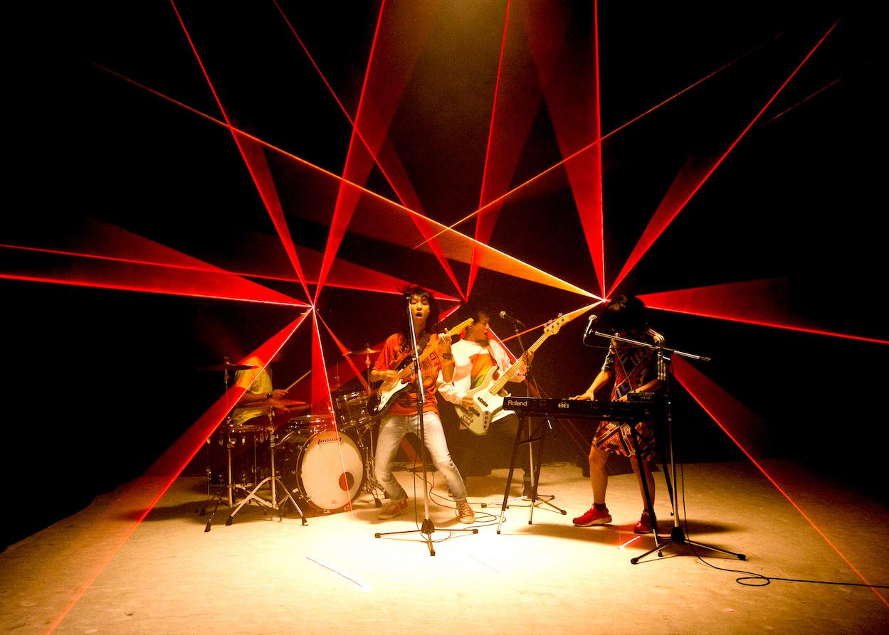 Wienners、デジタルシングル『ANIMALS』のミュージックビデオ公開サムネイル画像