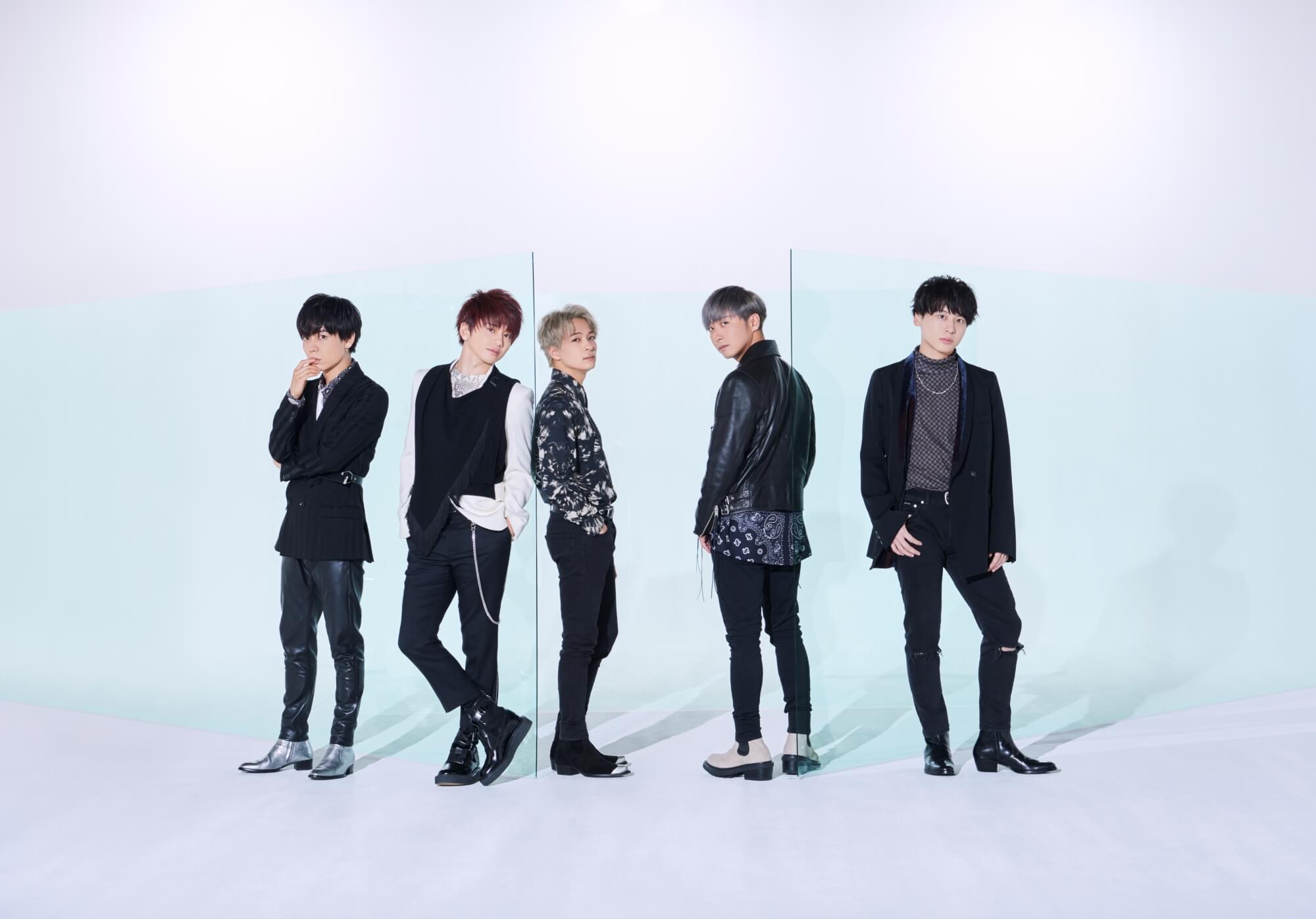 Da-iCE、新曲「Only for you」がTVアニメ「宝石商リチャード氏の謎鑑定」EDテーマに決定