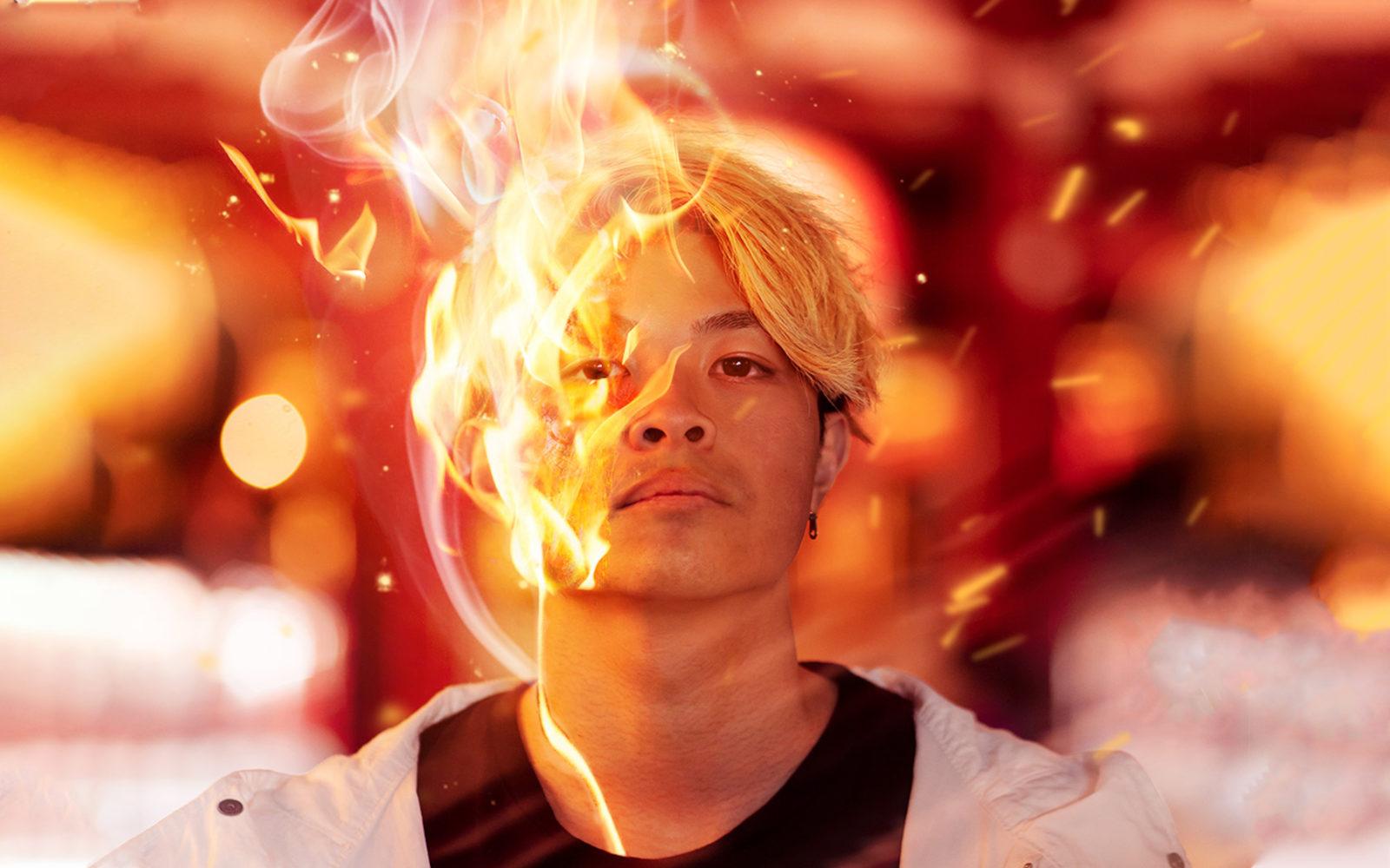 東郷知典、自身初となるファーストシングルリリースサムネイル画像