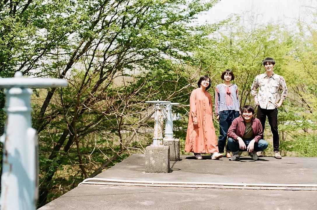 """男女混声4人組バンドうたたね、初の全国流通盤から""""ハレルヤ""""MVを公開サムネイル画像"""