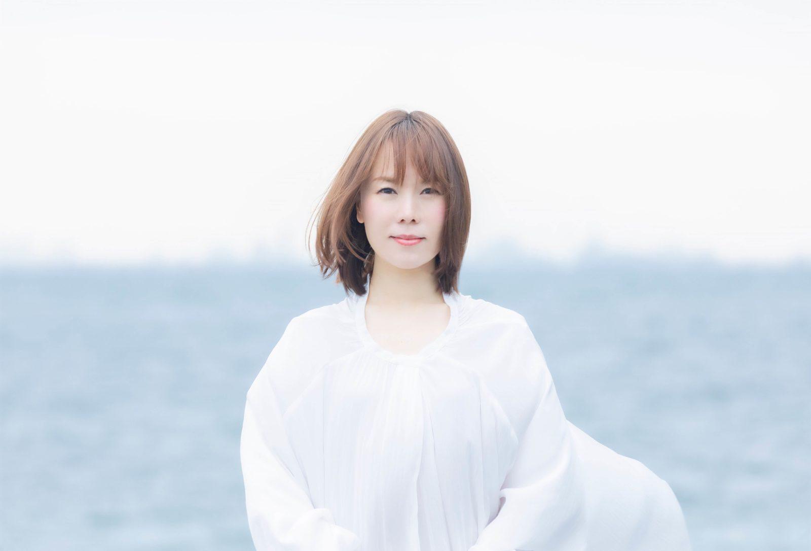半崎美子、シングル「布石」収録曲&ジャケット公開サムネイル画像!