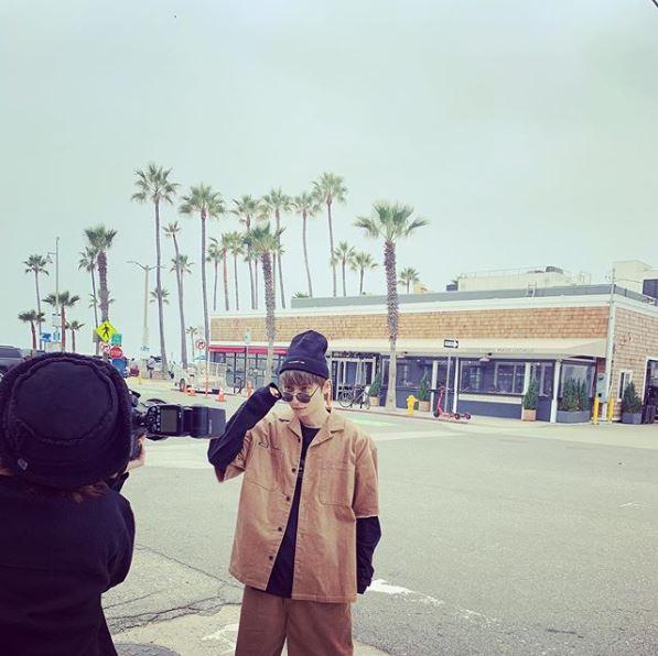 """AAA與真司郎、久々のインスタ更新&""""US写真""""公開に「カッコよすぎ」「更新ありがとう」サムネイル画像!"""