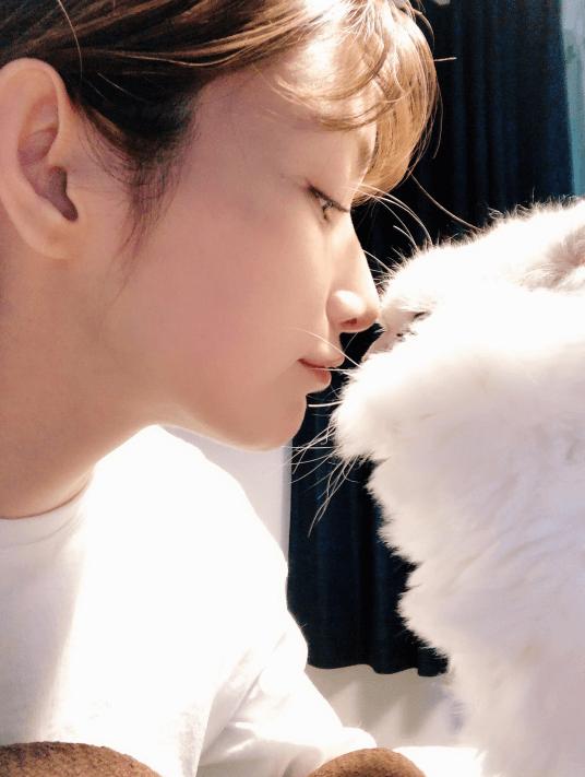 「めっちゃかわいい」後藤真希、愛猫とのチュー寸前?な美横顔SHOTに反響「ドキドキ」サムネイル画像