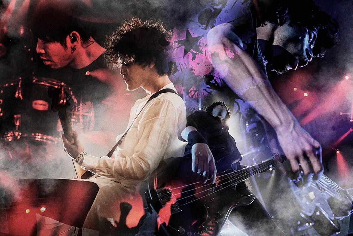 9mm Parabellum Bullet、新アーティスト写真公開&LINE LIVEで2020年の活動を発表サムネイル画像!