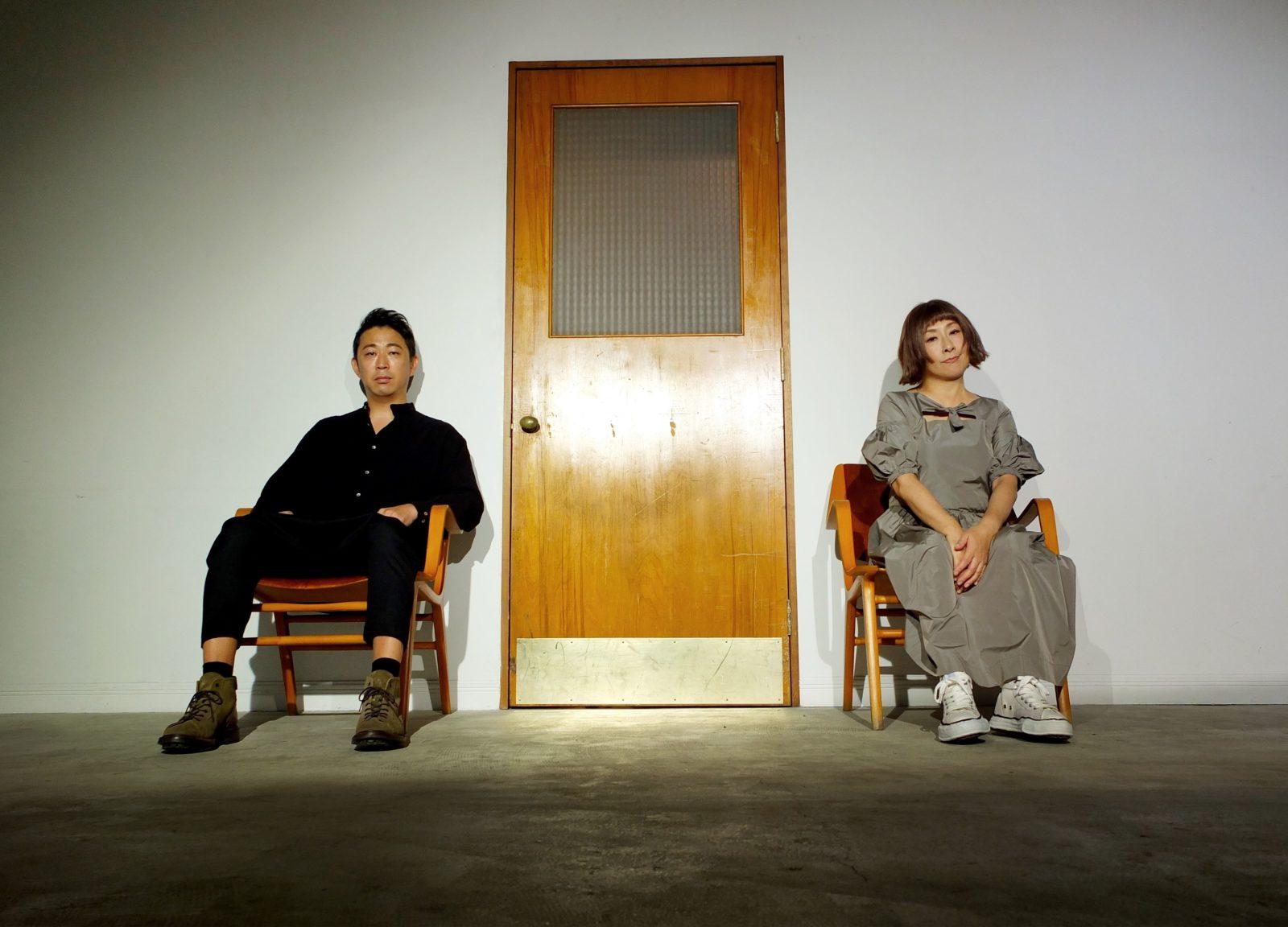やのとあがつま、1stアルバム『Asteroid and Butterfly』詳細&アートワーク公開サムネイル画像