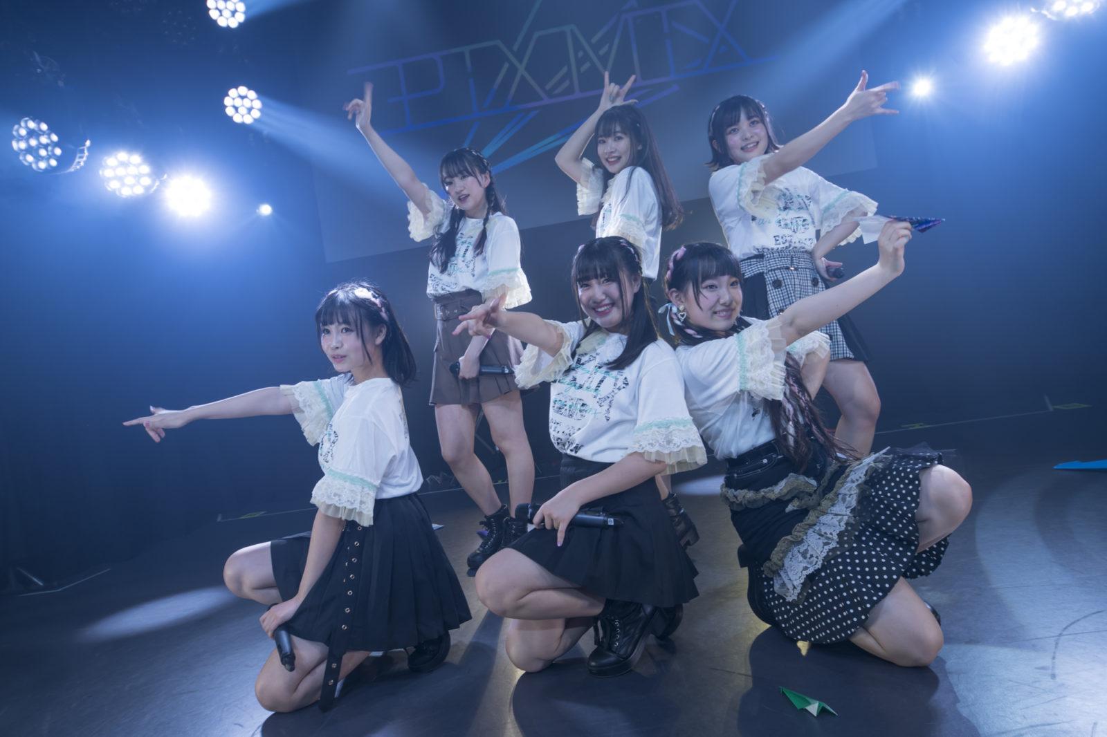 アイドルグループPiXMiX ニューイヤーワンマンライブを開催サムネイル画像!
