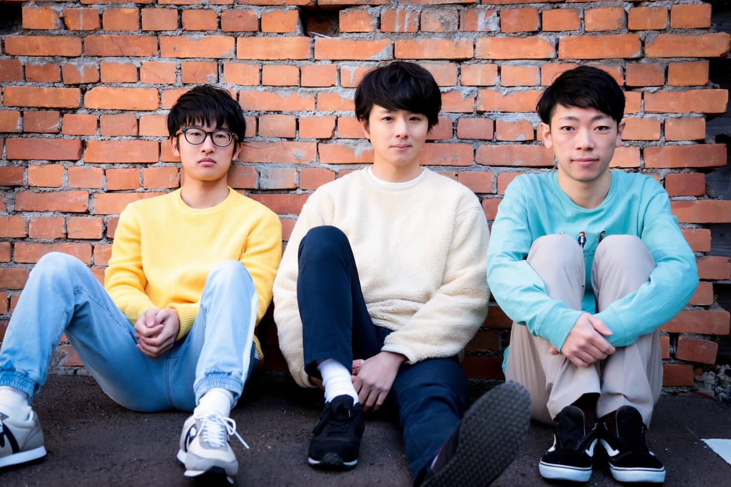 PUTAINS、待望となる初全国流通1stAlbum『FEEL』を3月25日リリースサムネイル画像
