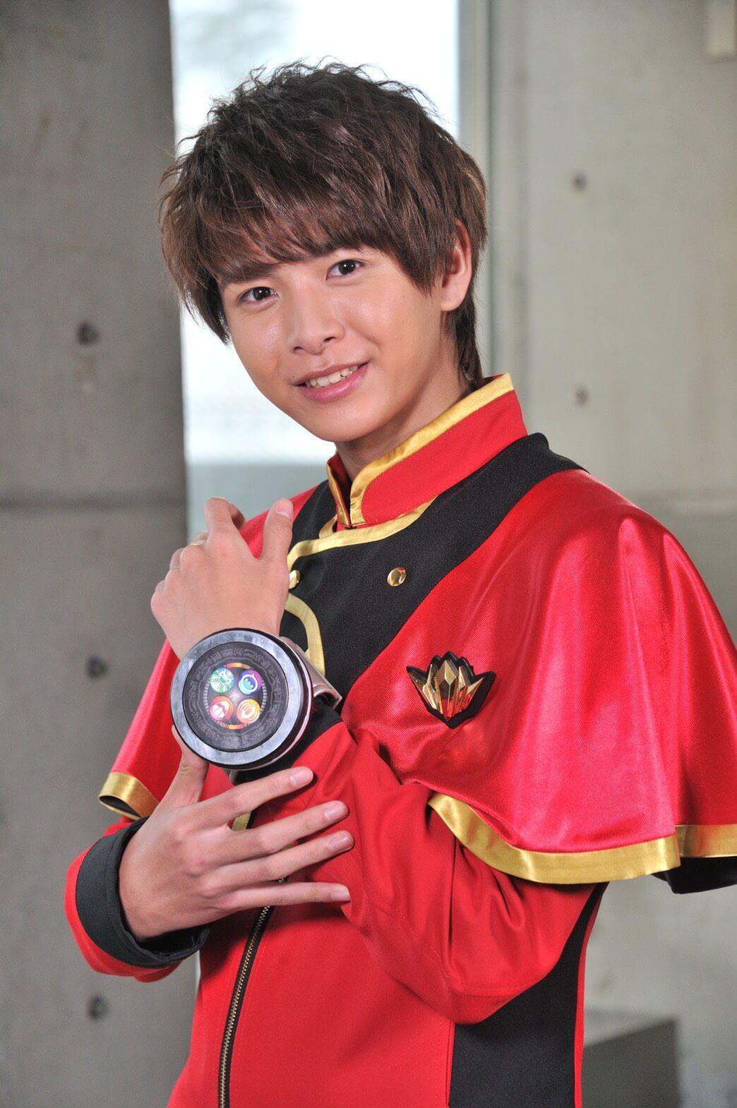 Zero PLANET小宮璃央がスーパー戦隊シリーズ『魔進戦隊キラメイジャー』キラメイレッドに大抜擢!本人コメントも到着