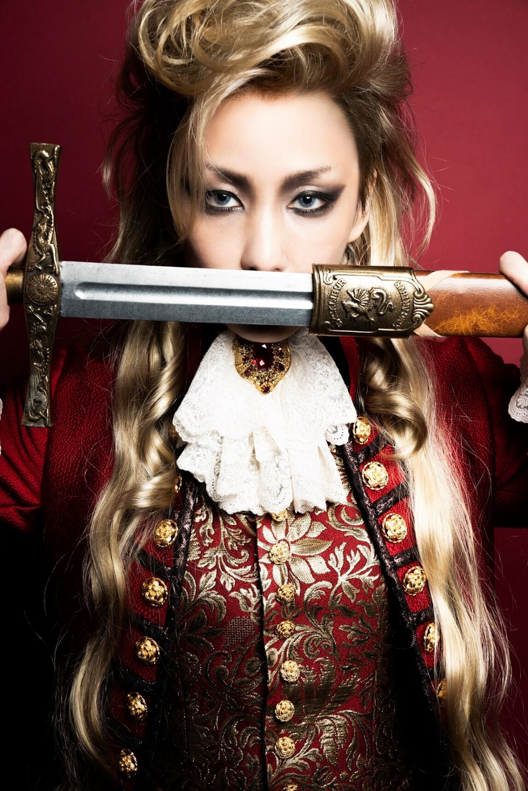 Marie starring MIKA NAKASHIMA、新曲「イノサンRouge」MUSIC VIDEO本日より公開