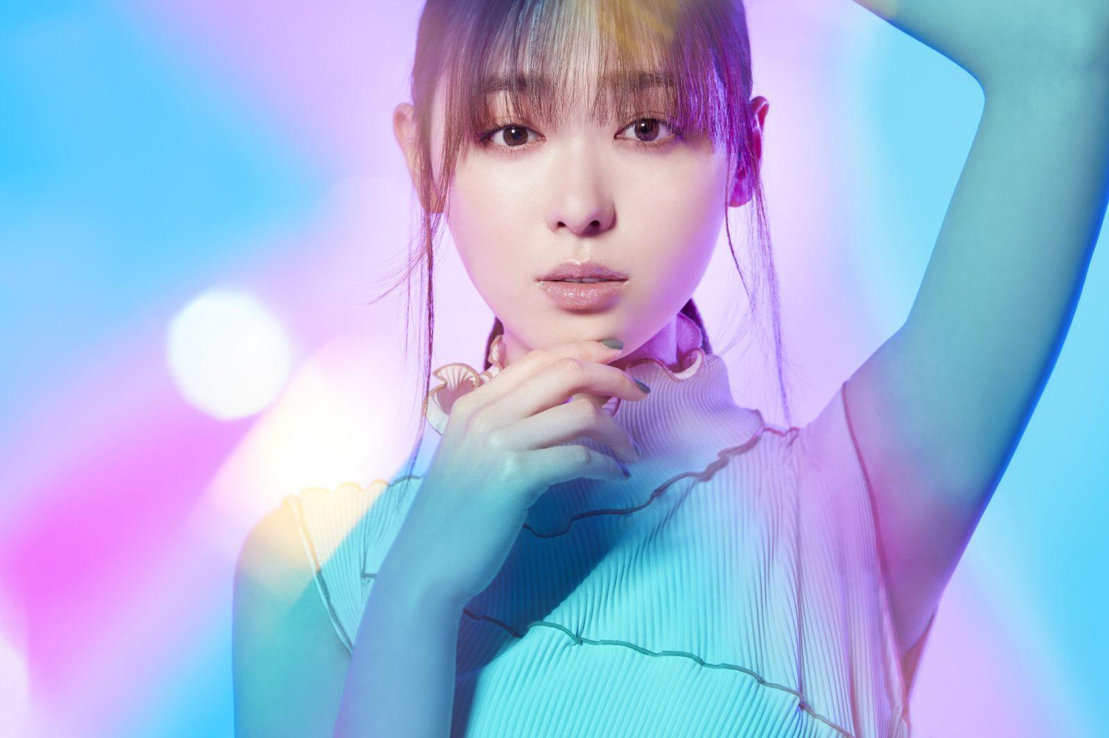 福原遥、2ndシングルリリース決定サムネイル画像