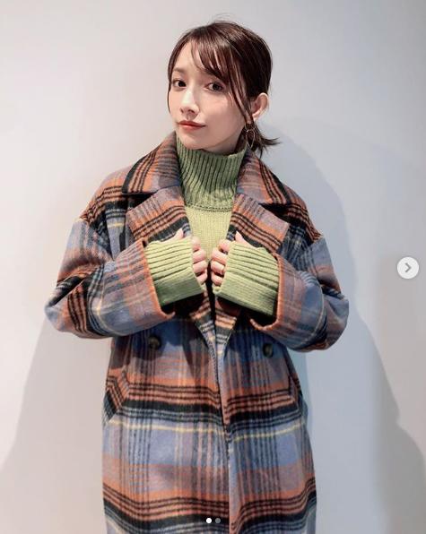 後藤真希、今年初のコートコーデSHOT公開に「超美しい!」「めっちゃおしゃれ」の声サムネイル画像!