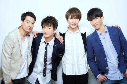 メンバー全員180以上の高身長、それぞれ異なる経歴を持つ4人組のハンサム・ボーカル・グループ「春夏秋冬」メジャーデビュー決定サムネイル画像!