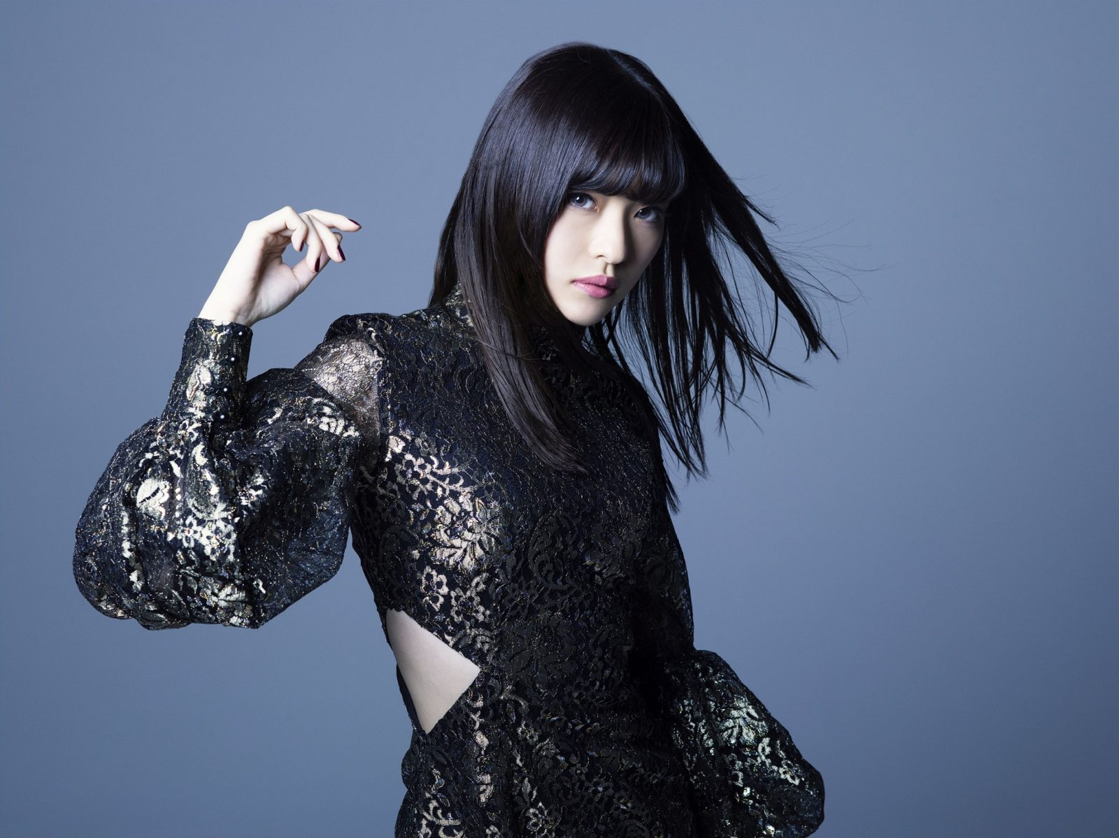 ASCAの最新曲「CHAIN」、伊織もえ出演MV&CDジャケット公開サムネイル画像