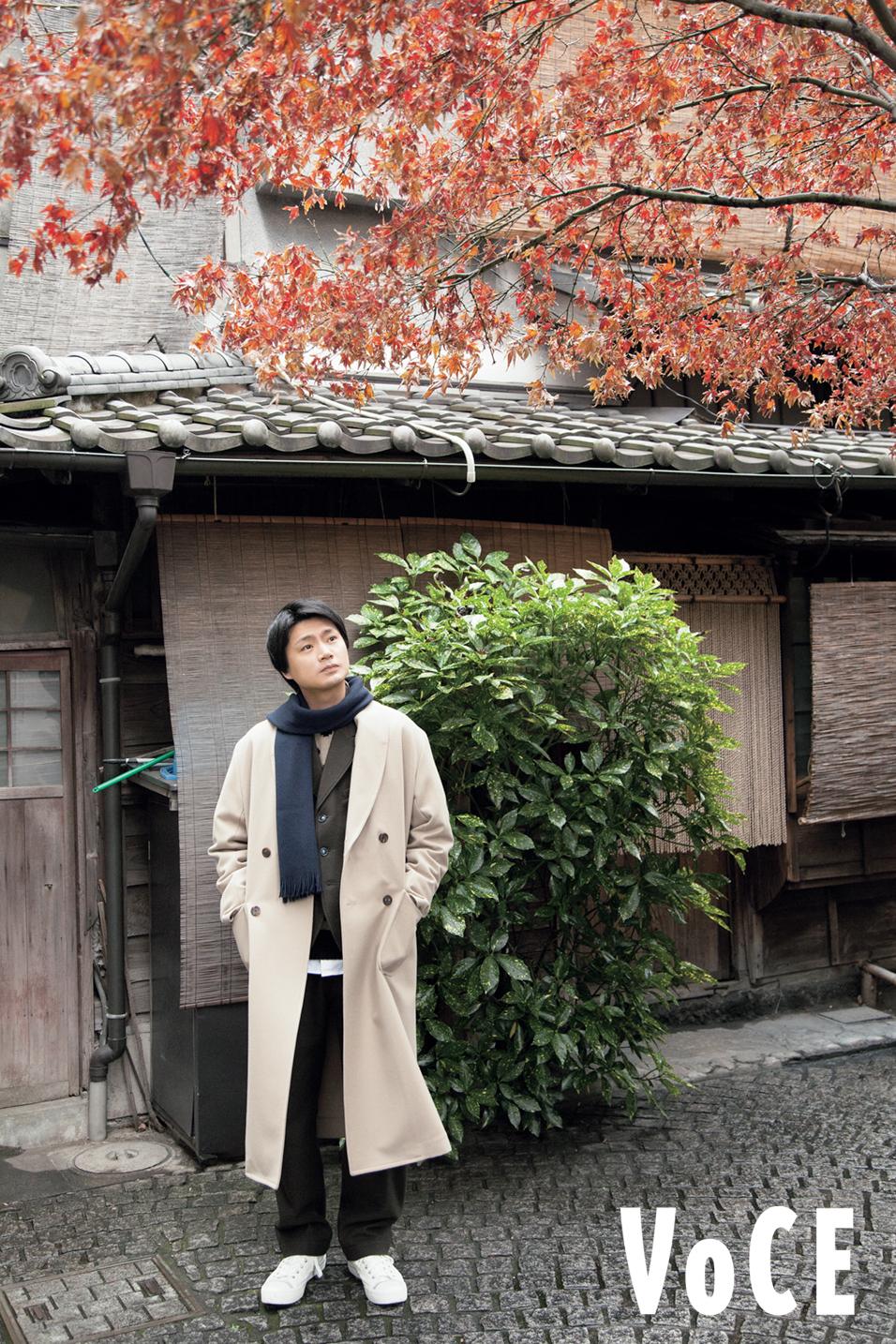 """キスマイ横尾、""""大人ムード""""なコート姿公開&メンバー愛溢れる一幕もサムネイル画像"""