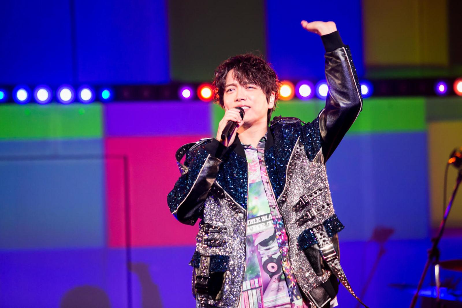 山崎育三郎、LIVE TOUR 2020~MIRROR BALL~初日公演を開催サムネイル画像