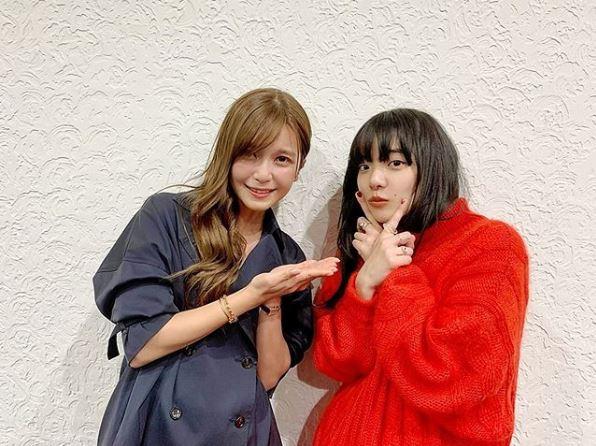 「レアすぎ」AAA宇野実彩子、あいみょんとの2ショット&LIVE初参戦報告に反響「目が幸せ」サムネイル画像