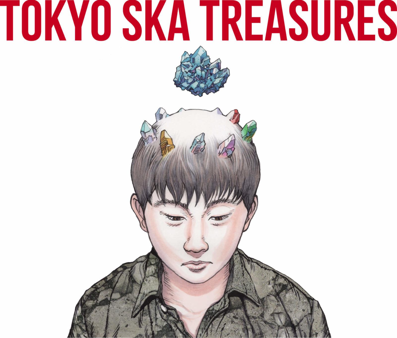 東京スカパラダイスオーケストラ、大友克洋がベストアルバムのジャケットを描き下ろしサムネイル画像