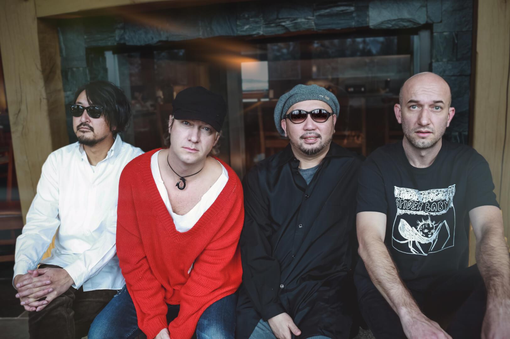 MONKEY MAJIK、最新アルバムより3週連続となる楽曲先行配信が決定&リリース記念イベントの実施も