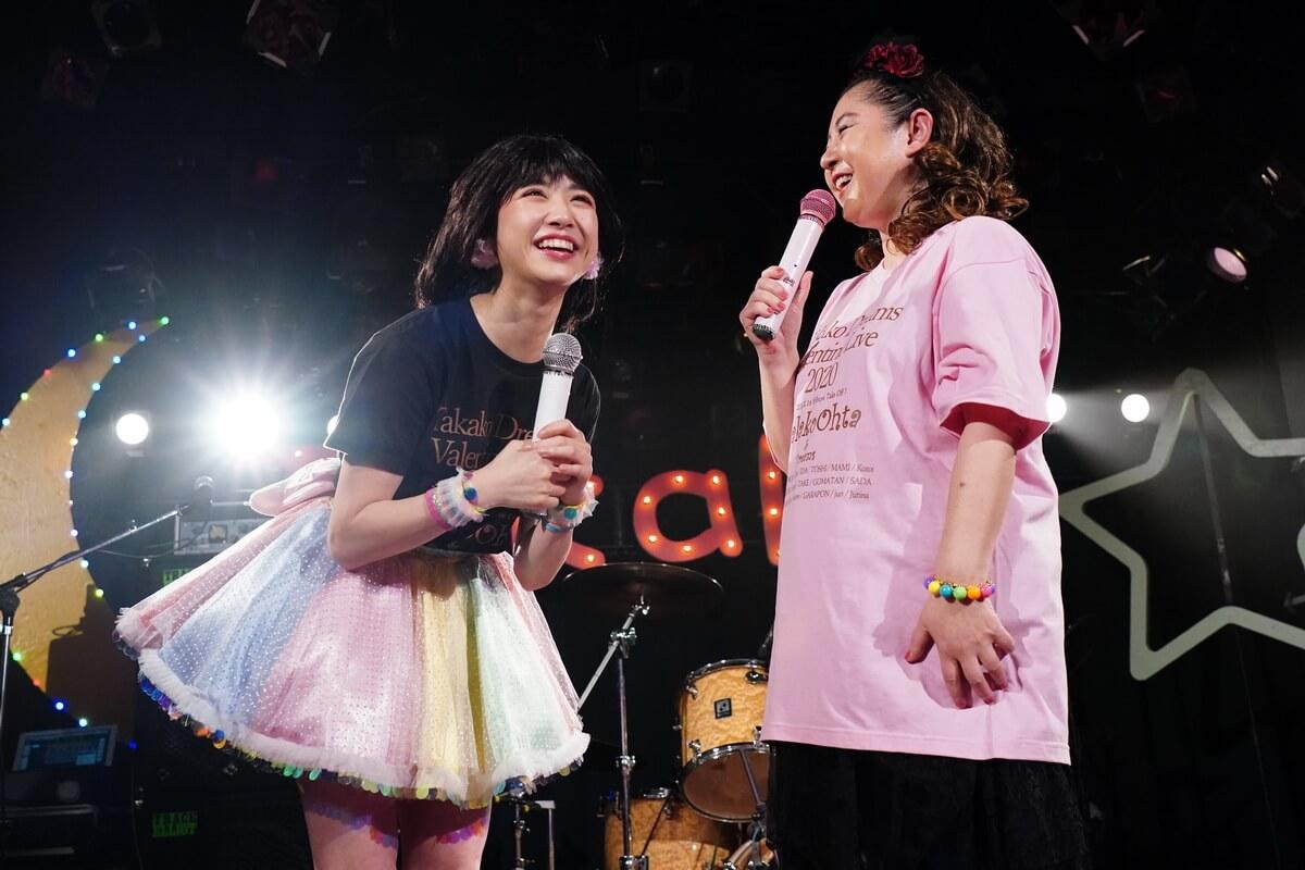 新井ひとみ「デリケートに好きして」で太田貴子と夢の共演サムネイル画像