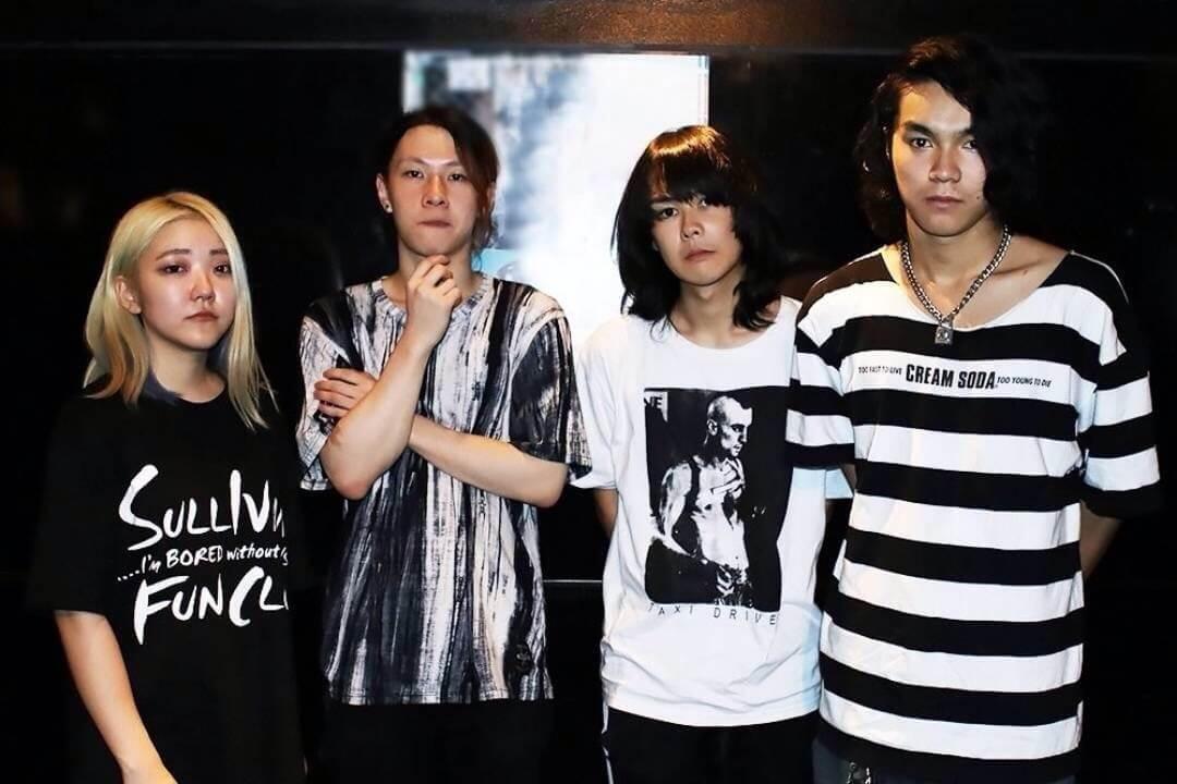 札幌在住、激情型ロックバンドSULLIVAN's FUN CLUB 渾身の初流通作品リリースサムネイル画像