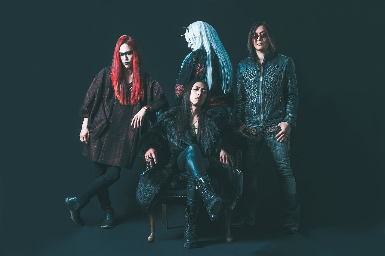 GYZE、HER NAME IN BLOOD、DEVILOOFによる共同企画ツアー【ATTACK OF CERBERUS】決定サムネイル画像