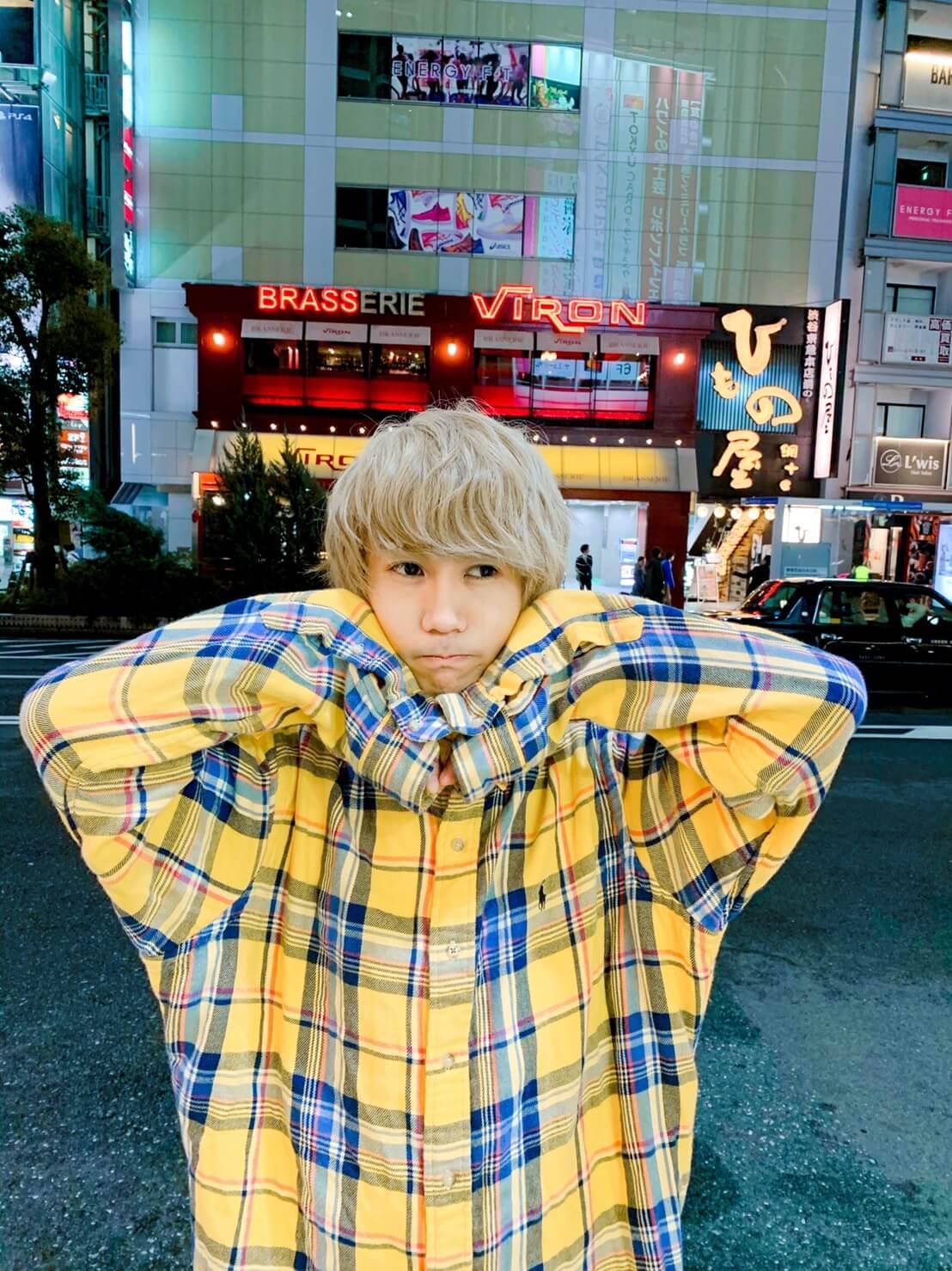 CUBERS・末吉9太郎、LINE LIVE配信にてソロ曲「顔面国宝!それなー」MV初公開決定サムネイル画像