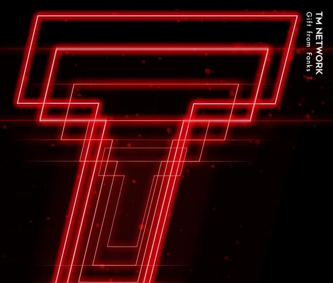 TM NETWORK、スペシャルメッセージカードを初回盤に封入&『Gift from Fanks』W購入者特典も詳細決定サムネイル画像