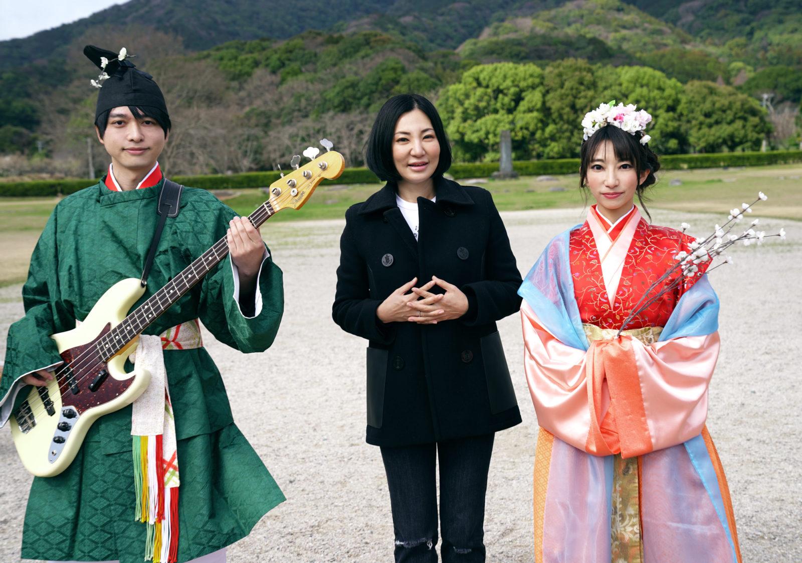 Neontetra、太宰府イメージソングPVに広瀬香美ゲスト出演決定サムネイル画像