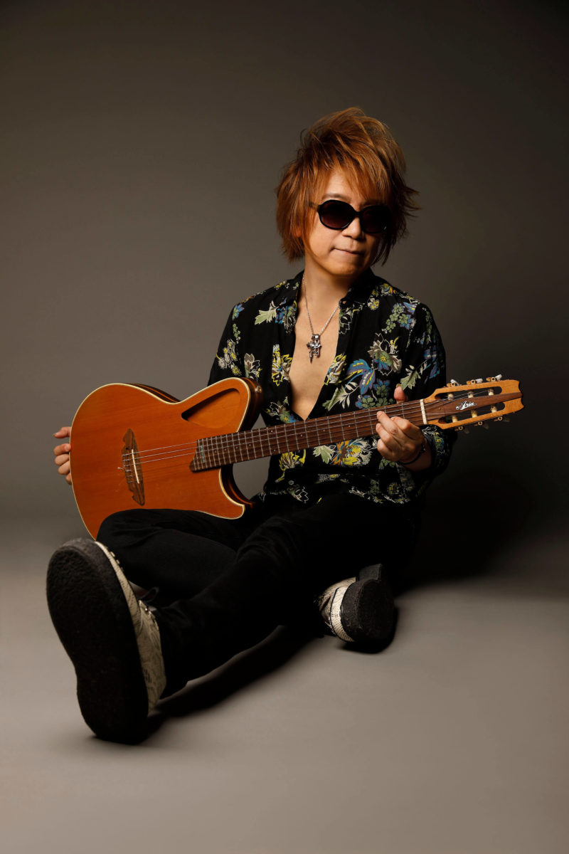 YOU(DEAD END)アコースティックアルバム「YOUCOUSTIC」発売決定