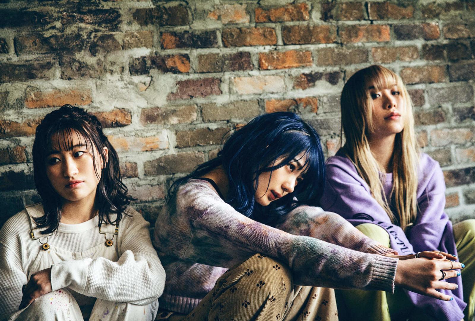the peggies、11ヶ月ぶりCD「アネモネEP」発売決定サムネイル画像