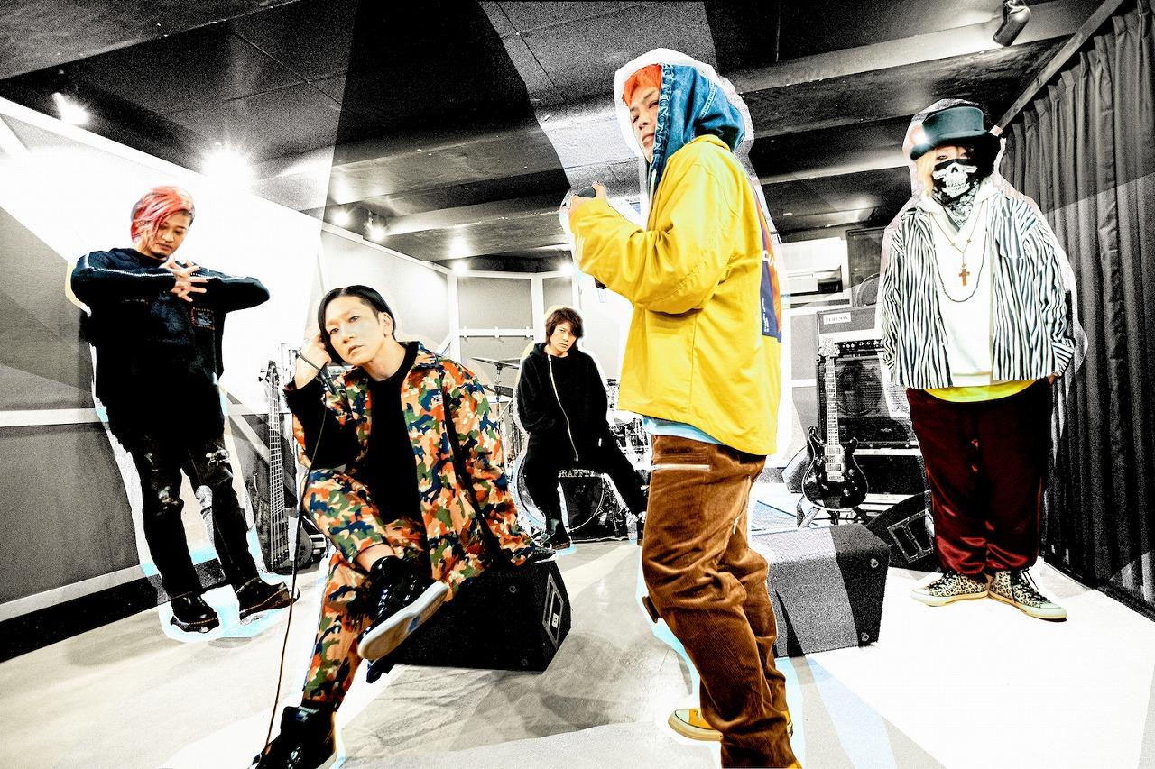 ROTTENGRAFFTY、中止となった東名阪ツアー開催日に異なる映像作品をYouTubeでプレミア公開決定サムネイル画像!