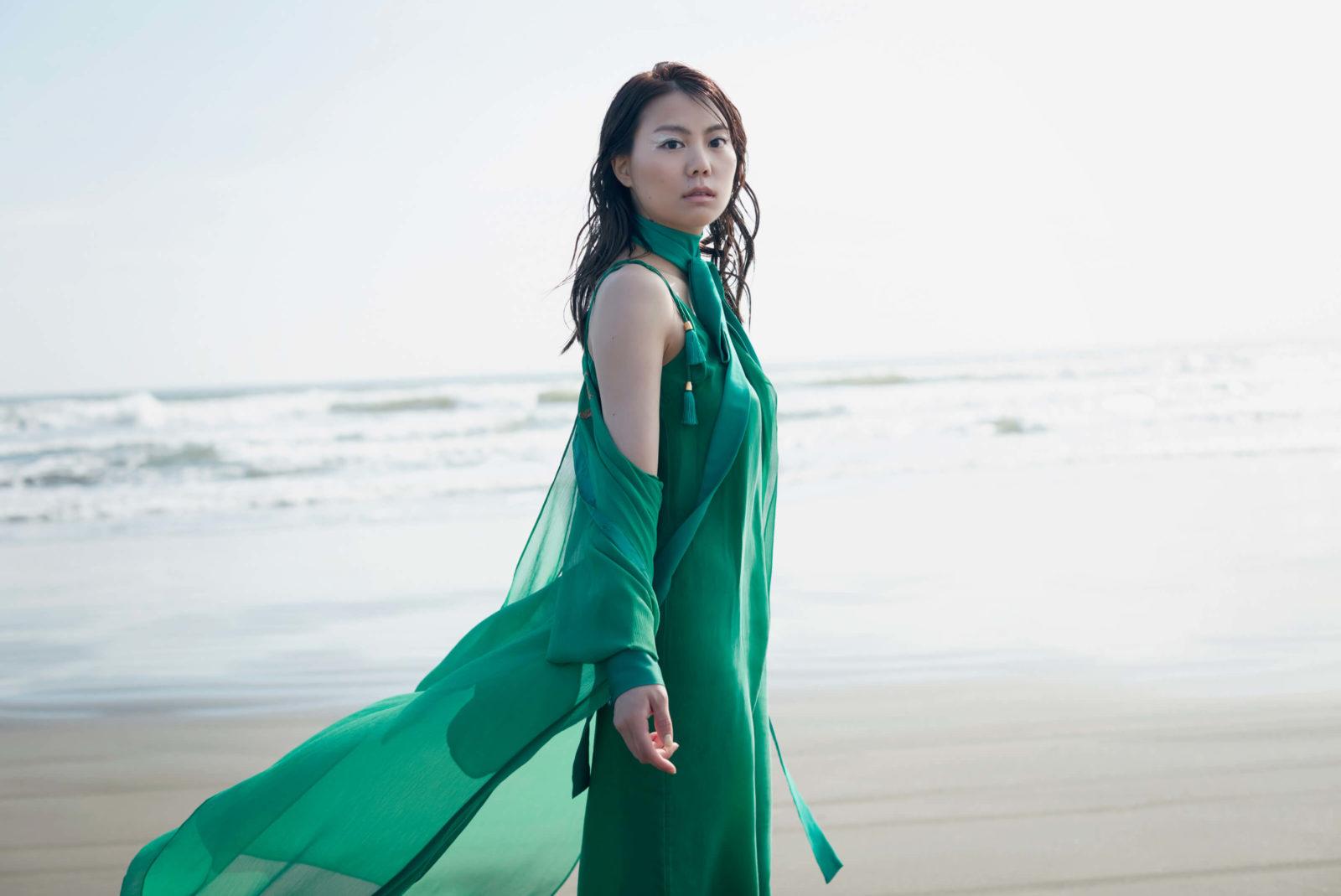 THE SxPLAY(菅原紗由理)、新曲「君とこの空の下で」先行配信スタート&ティーザー映像、アルバムトレイラー映像も公開サムネイル画像
