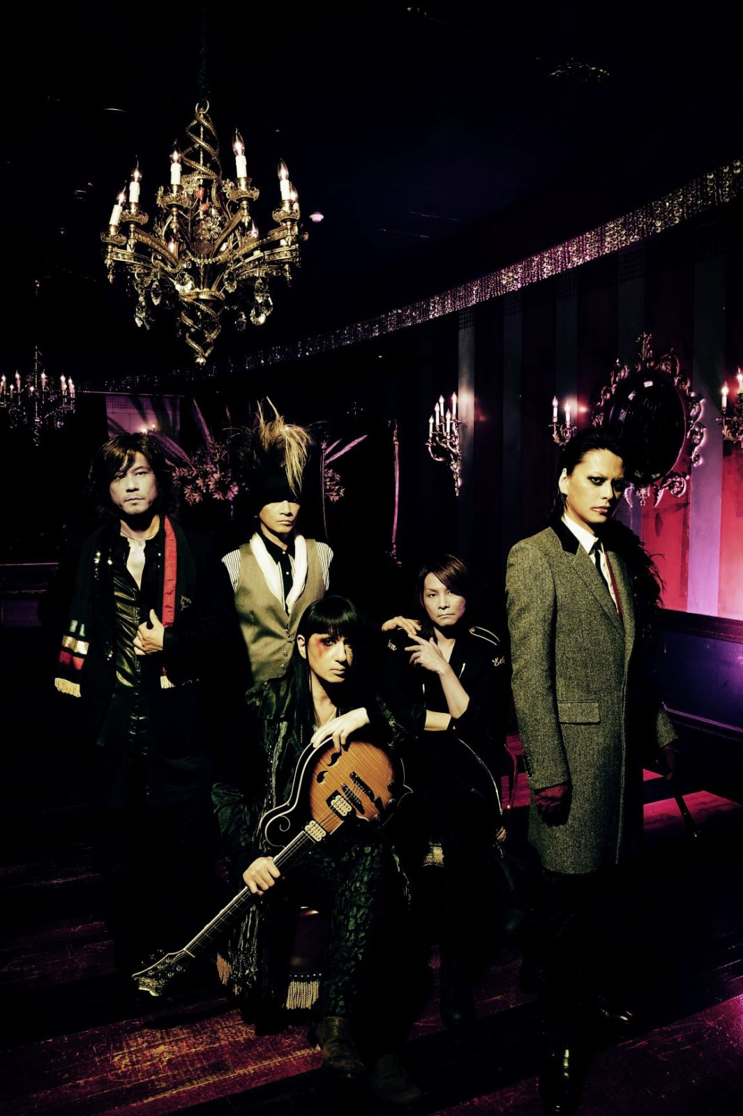 BUCK-TICK『B-T LIVE PRODUCT -Ariola YEARS-』10枚組Blu-ray Boxの全収録内容解禁サムネイル画像