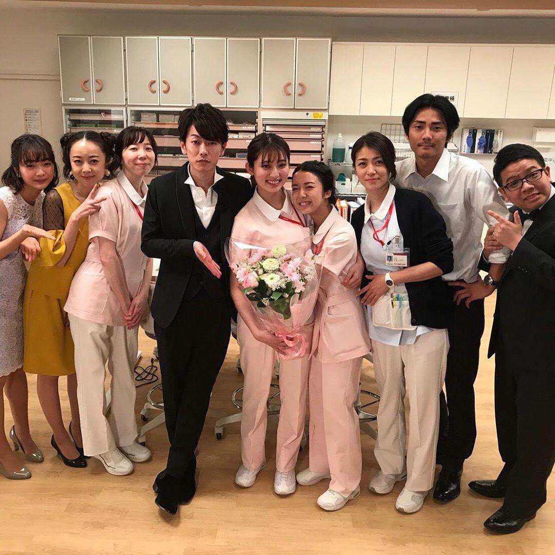 吉川愛、『恋つづ』集合SHOT公開&裏話や感謝を綴り反響「最高のドラマ」「ロスです」サムネイル画像