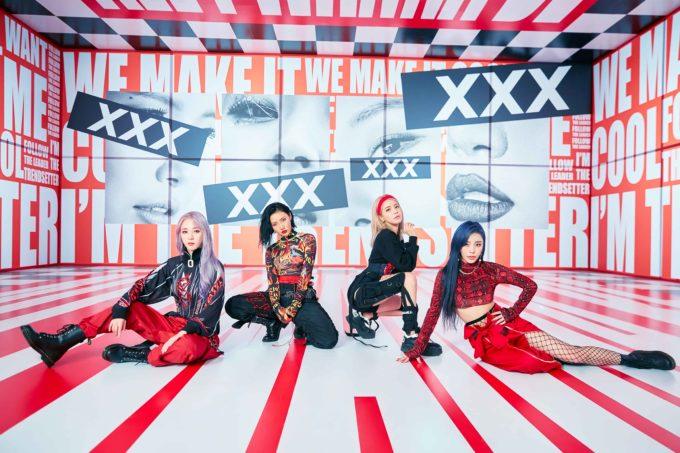 MAMAMOO、日本アルバム「reality in BLACK –Japanese Edition-」から全曲が聴けるハイライトムービーが公開サムネイル画像