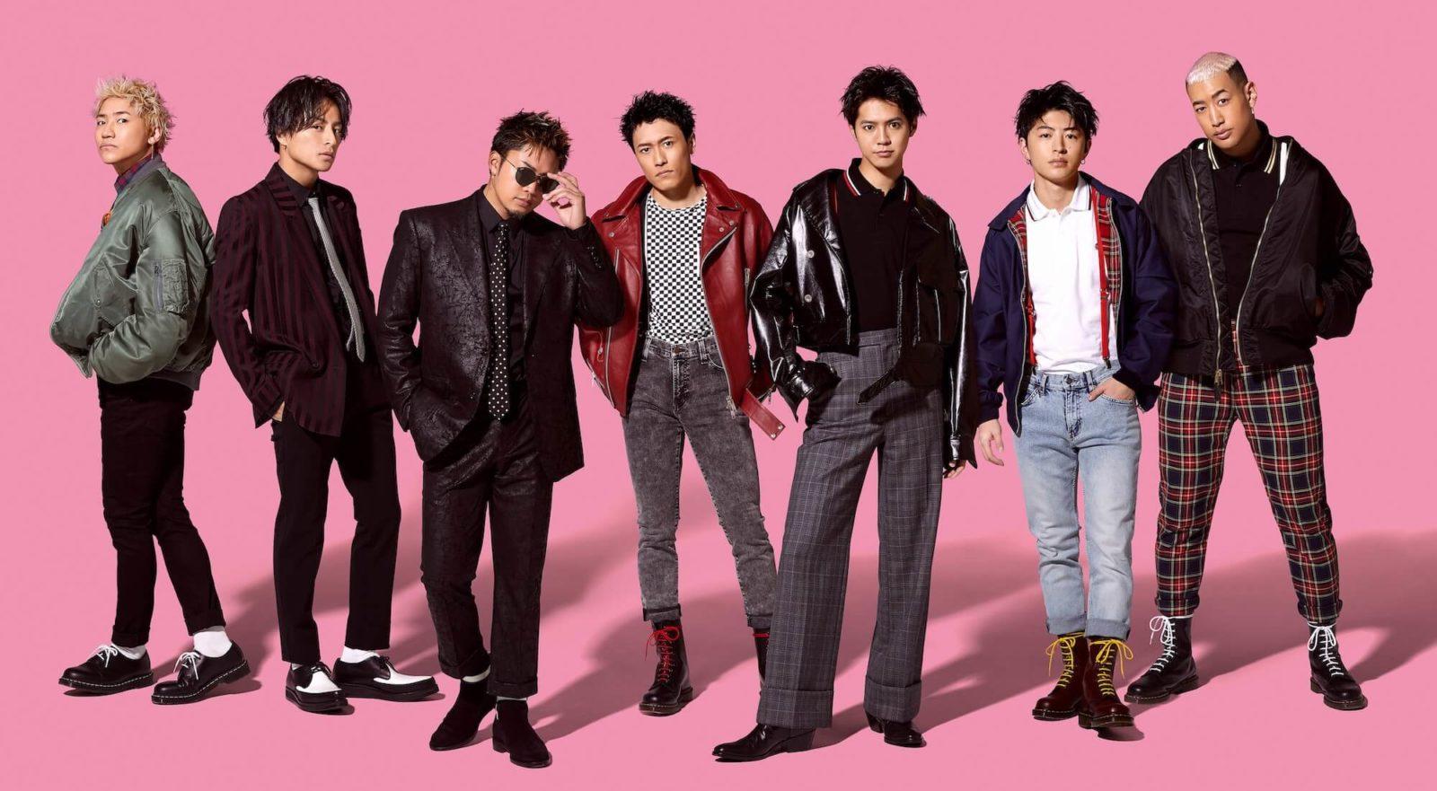 GENERATIONS from EXILE TRIBEの新曲も初登場!今注目の歌詞ランキング1位はEnGene.の「五次元チャペル」サムネイル画像!